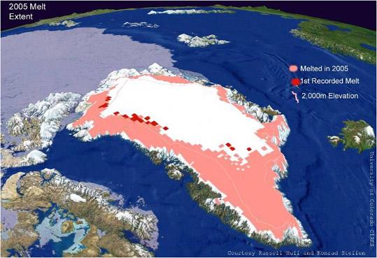 GreenlandIceSheetMelt2005