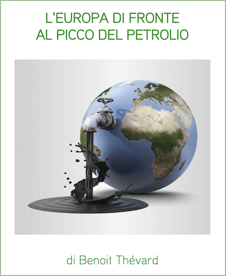 cover EUROPE FACING PEAK OIL ITALIANO 450